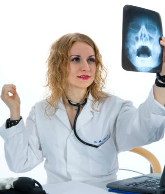 """""""I'm worried about this liver x-ray. Hell, livers aren't even meant to show up on x-rays."""""""