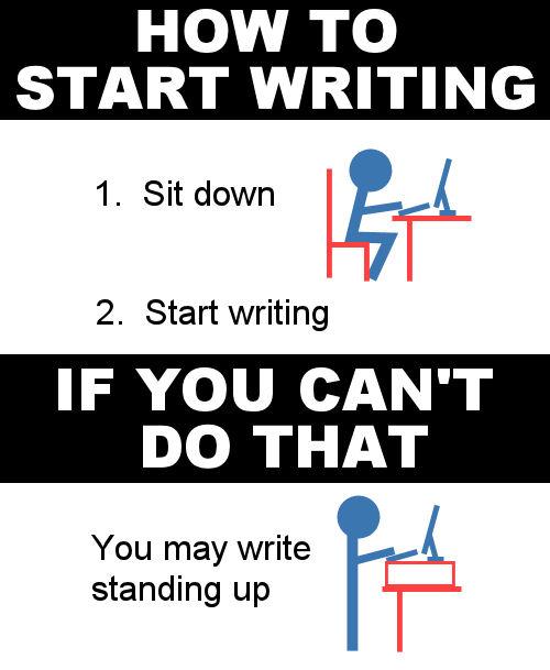 startwriting