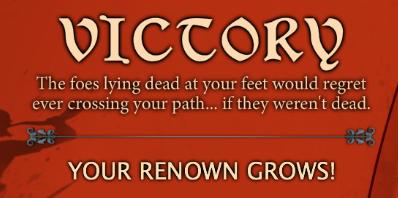banner saga victory